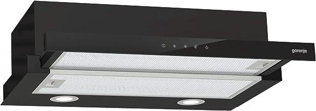Gorenje TH 64E4BG Dunstabzugshaube/ LED Beleuchtung/ Polyurethanfilter/ Abluft oder Umluftbetrieb