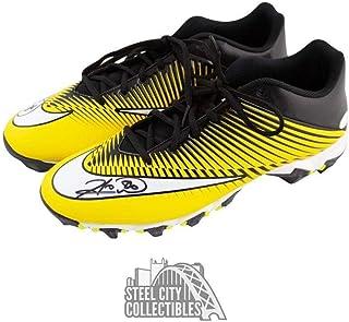 d5a5399f2900 Hines Ward Autographed Nike Vapor Shark 2 Cleats Size 11 - COA - JSA  Certified -