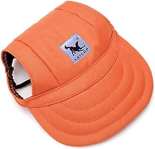 e0e2e36a CIDEROS Pet Dog Hats for Small Size Dogs Visor Design Fashion Dogs Baseball  Sun Hats Sport