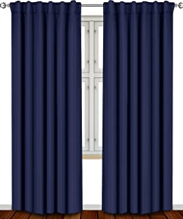 Best blue blackout curtains Reviews