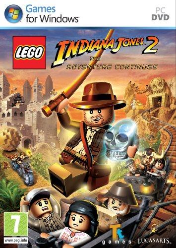 Lego Indiana Jones 2: The Adventure Continues (PC DVD) [Edizione: Regno Unito]