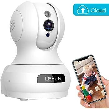 Amazon Com Nooie Baby Monitor Wifi Pet Camera Indoor 360