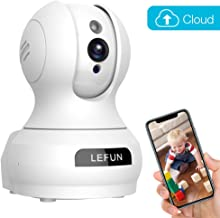 Baby Monitor, Lefun Wireless IP Security Camera WiFi Surveillance Pet Camera with Cloud..