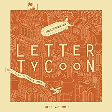 Letter Tycoon Board Game