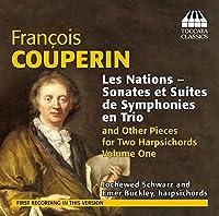 Francois Couperin: Music for Two Harpsichords, Vol. 1 by Jochewed Schwarz