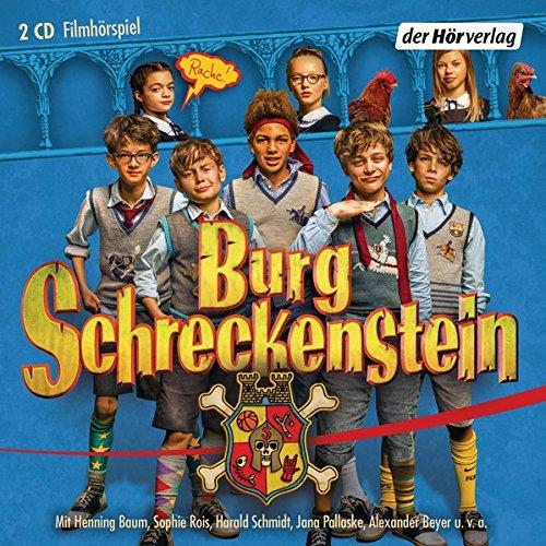Burg Schreckenstein (Schreckenstein - Die Filmhörspiele, Band 1)