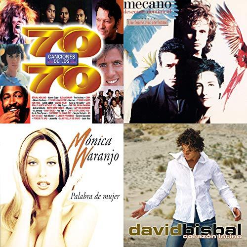 50 hits del Pop Español