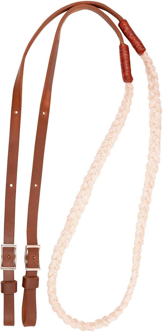 Martin Saddlery Hand safety Barrel Braided Rein Free Shipping Cheap Bargain Gift