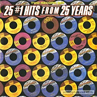 25 #1 Hits From 25 Years, [2Lp, Vinyl Record, Motown, 5308]