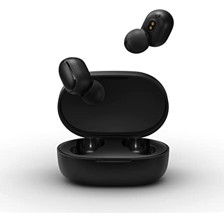 Redmi Earbuds 2C in-Ear Truly Wireless Earphones with Environment Noise Cancellation, 12hrs Battery Life & IPX4 Splash Proof