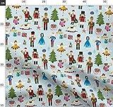 Wald, Nussknacker, Weihnachten, Urlaub, Ballett, Rot Und