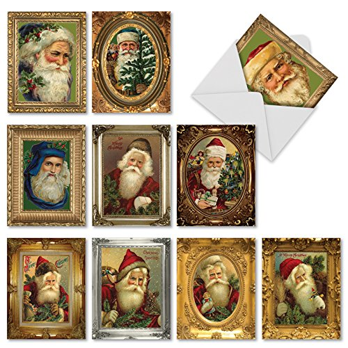 Top vintage christmas cards boxed set for 2020