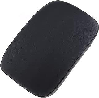 SING F LTD Pillion Pad Motorcycle Universal 8 Suction Cup Black Motorbike Rectangular Rear Passenger Cushion Pillion Pad Seat