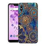 CaseExpert Wiko View 2 Go Case, Pattern Soft Slim Gel