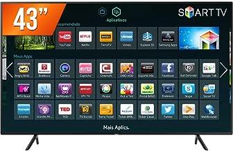 """Smart TV LED UHD 4K 43"""", Samsung, UN43NU7100GXZD"""