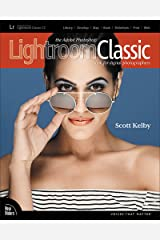 The Adobe Photoshop Lightroom Classic CC Book for Digital Photographers (Voices That Matter) Kindle Edition