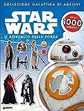 Collezione di adesivi. Star Wars Ultimate. Il risveglio della forza