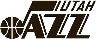 NBA UT@H Jazz Vinyl Sticker Decal (12