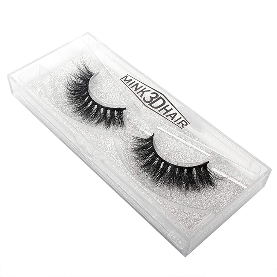 許容全滅させる消毒するAkane 100% 輸入 1組 良質 柔らかい 使いやすい 再利用可能 濃密 ナチュラル 自然 アイラッシュ Eyelashes(XM-029)