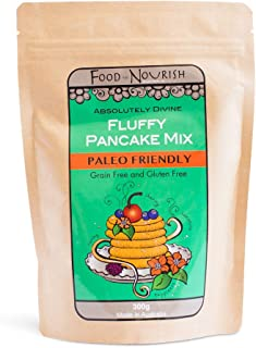 Food to Nourish Food to Nourish Organic Fluffy Pancake Mix 300 g