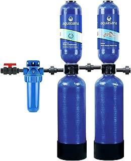 Aquasana Rhino Whole House Water Filtration System (300,000 Gal Plus SimplySoft)