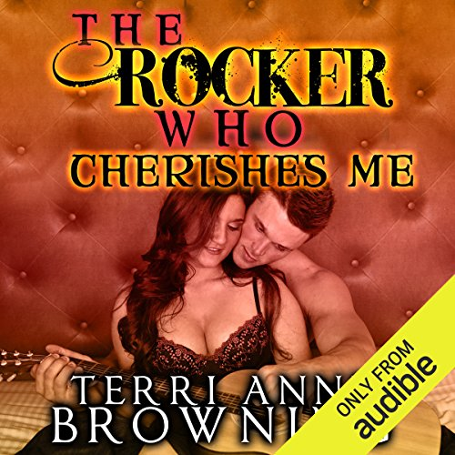 The Rocker Who Cherishes Me audiobook cover art