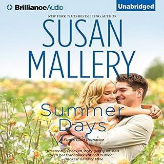 Summer Days audiobook cover art