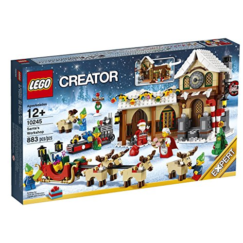 LEGO 10245 Winter Village: Santa 's Workshop