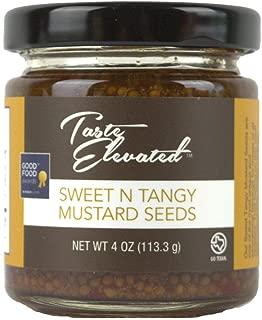 Taste Elevated, Sweet n Tangy Mustard Seeds (3 pack)