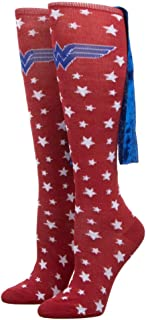 DC Comics Wonder Woman Caped Crew Socks
