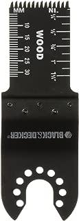 Black & Decker BDA1212 Oscillating Tool Accessories 1