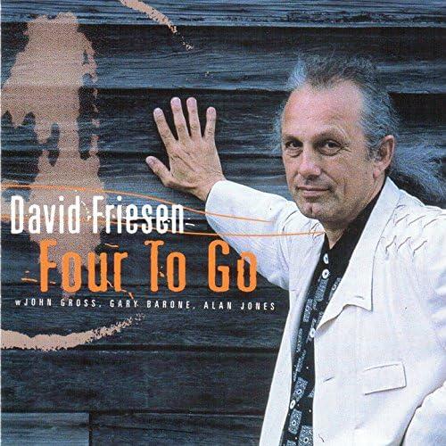 David Friesen feat. John Gross, Gary Barone & Alan Jones