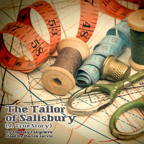 The Tailor of Salisbury audiobook cover art