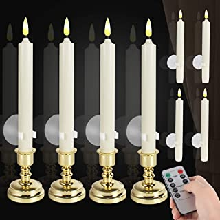 Amazon Com Candles Candleholders Plastic Candles Holders Home Décor Home Kitchen