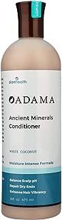 Zion Health Adama Minerals Conditioner, White Coconut, 16 Fluid Ounce