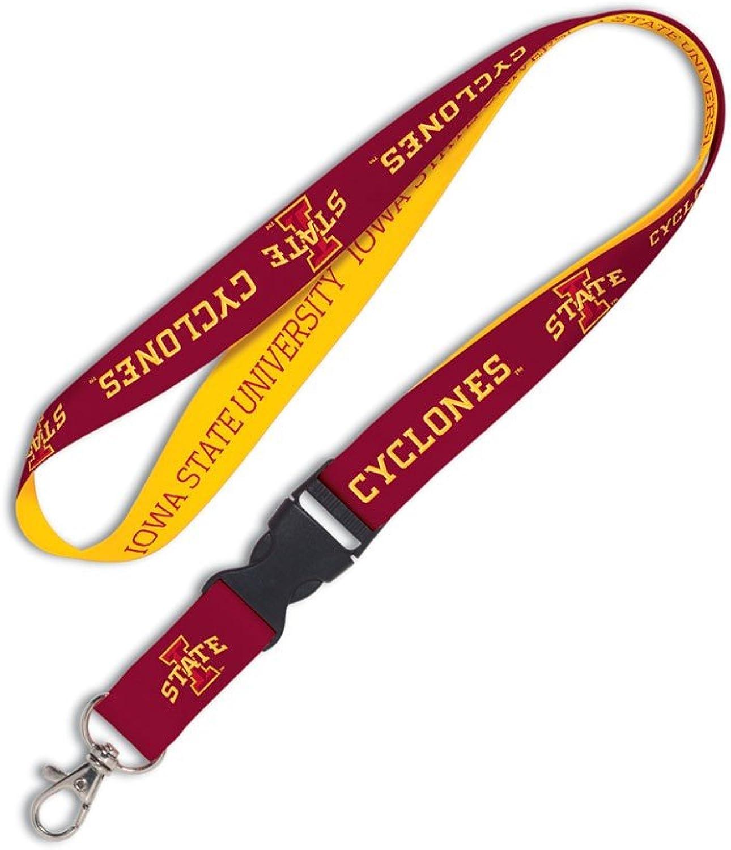 Iowa State Cyclones Official NCAA 60cm Lanyard Key Chain ISU by Wincraft