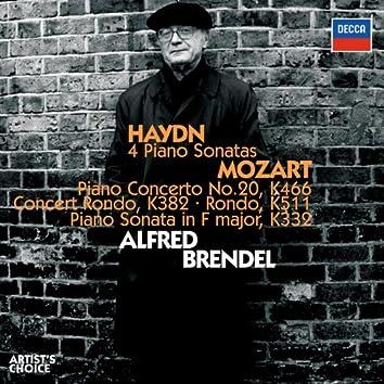 Alfred Brendel plays Haydn & Mozart