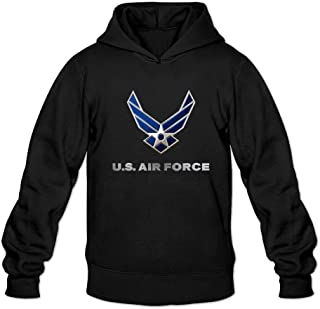 Men's United States Air Force Academy Fans Sweatshirt Hoodie