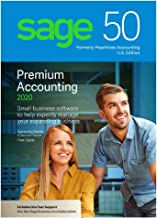 Sage Software Sage 50 Premium Accounting 2020 U.S. 1-User