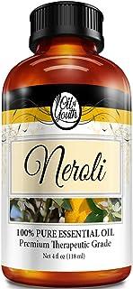 4oz Bulk Neroli Essential Oil – Therapeutic Grade – Pure & Natural Neroli Oil