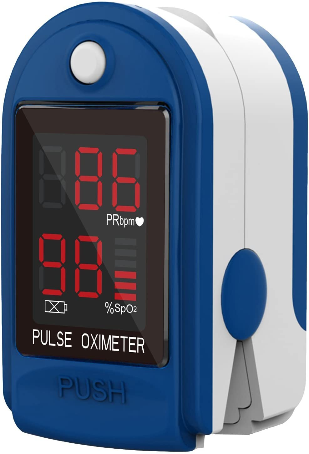 best pulse oximeter recommended by doctors