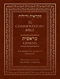 The Commentators' Bible: Genesis: The Rubin JPS Miqra'ot Gedolot