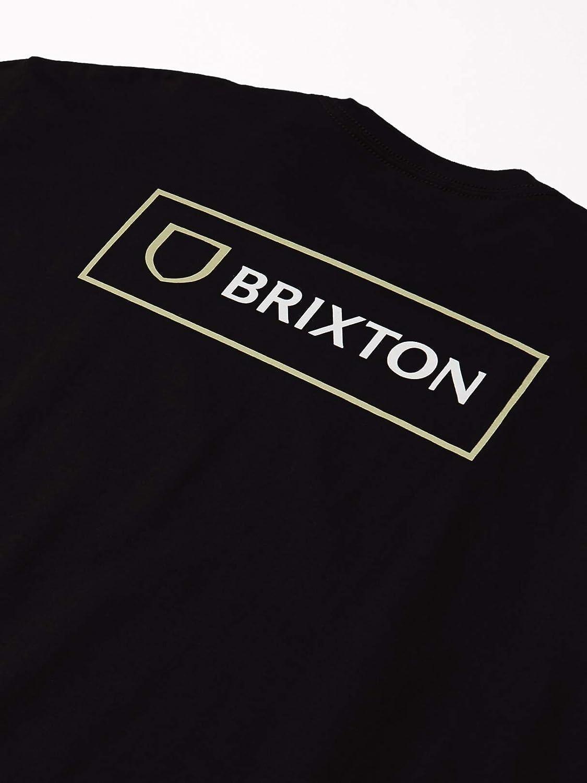 Brixton Men's Alpha Block S/S Stt