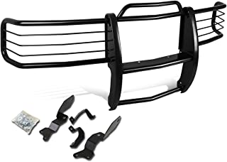 DNA Motoring GRILL-G-010-BK Front Bumper Brush Grille Guard