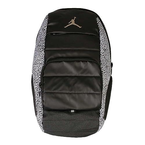 Nike Jordan Jumpman Backpack Black 9A1640-210 847dfed935f6c