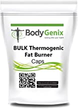 BODYGENIX Thermogenic Fat Burner Supplement Comes with Caffeine Green Tea Capsaicin and Other Plant extracts Support metabolic Function Weight Loss and Energy Support 60 Capsules 120 Estimated Price : £ 18,99