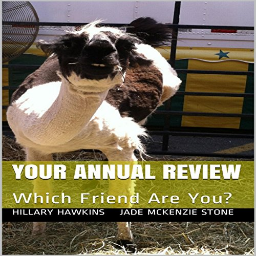 Your Annual Review: Which Friend Are You? audiobook cover art