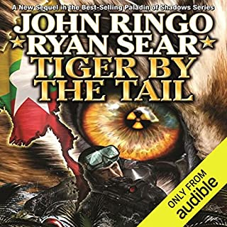 Tiger by the Tail audiobook cover art