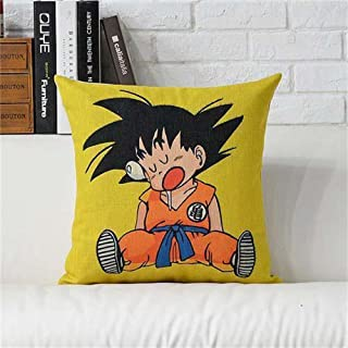 Nouvelle Pillwcase Dragon Ball Z taies doreiller pour lit Dimensions de la taie doreiller deux c/ôt/és