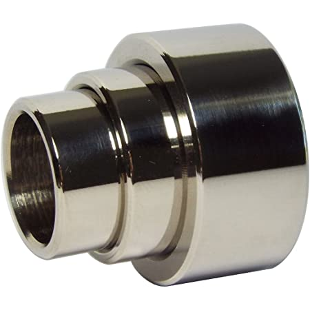 """Reducing Bushing Adapters for Bench Grinding Wheels (1/2"""", 5/8"""", and 3/4"""" Arbors) (1/2""""-1""""x1/2"""" (3))"""